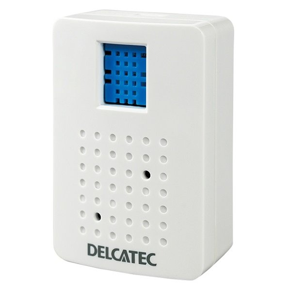 DXアンテナ WSSTS 屋内用温湿度センサー WSSシリーズ専用 [£]