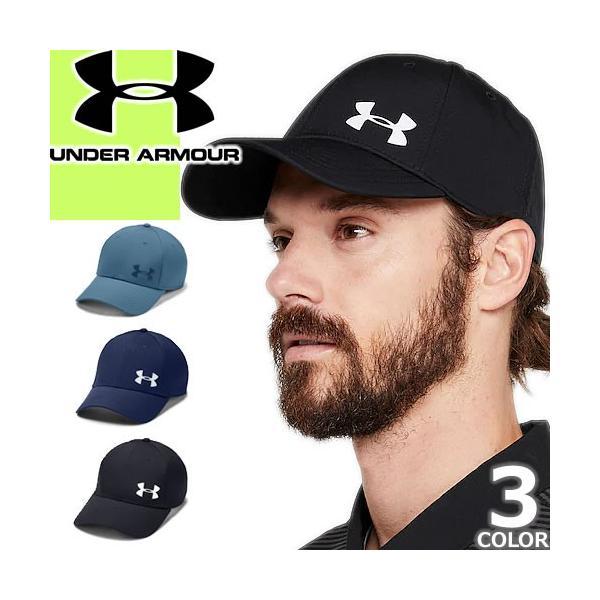 346f09bc8ac アンダーアーマー UNDER ARMOUR キャップ ランニング ゴルフ メンズ 帽子 大きめ 大きいサイズ1291840