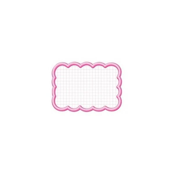<title>送料無料 業務用10セット タカ印 抜型カード 16-4196 雲形大 ピンク 激安通販販売</title>