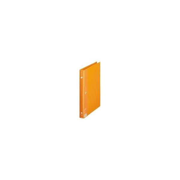 送料無料 業務用10セット 特売 プラス 2リングファイルFC-102RF A4S 29mm 高価値 黄