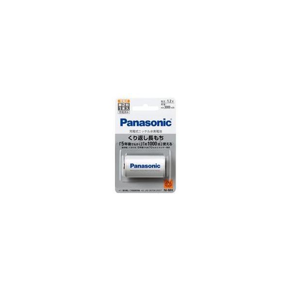 送料無料 業務用3セット Panasonic パナソニック ニッケル水素電池単2 BK-2MGC 1 国内即発送 信憑