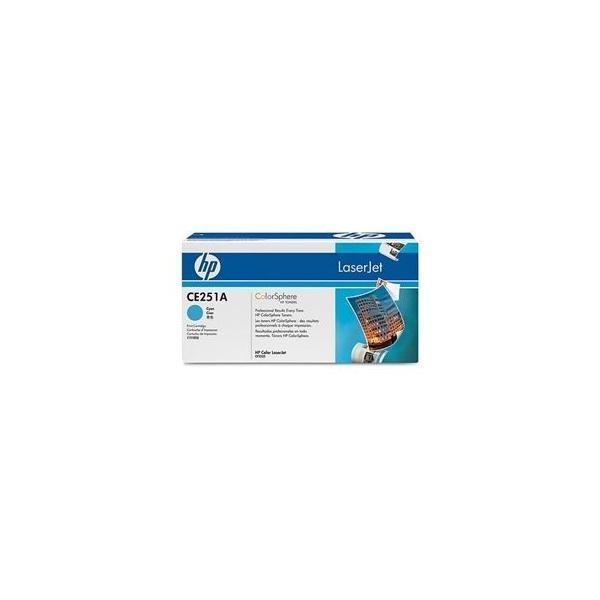 捧呈 送料無料 HP お気に入り Inc. プリントカートリッジ CE251A CP3525 シアン