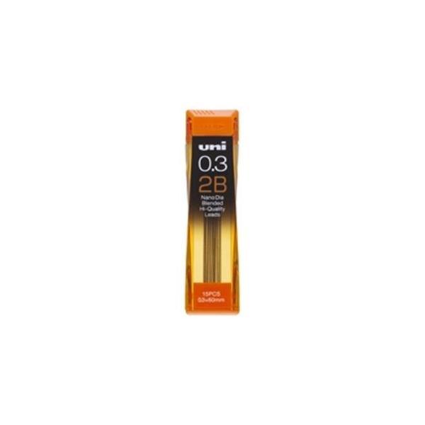送料無料 業務用200セット 三菱鉛筆 入荷予定 シャープペン替芯 ユニ 2B 0.3mm OUTLET SALE U03202ND