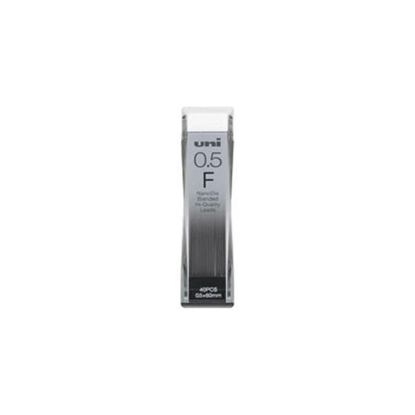 完全送料無料 送料無料 無料 業務用200セット 三菱鉛筆 シャープペン替芯 0.5mm U05202ND ユニ F