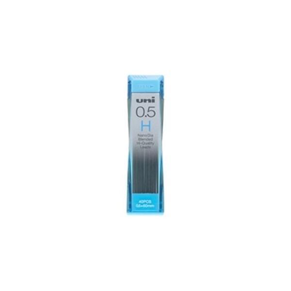 送料無料 買取 業務用200セット 三菱鉛筆 激安通販ショッピング シャープペン替芯 U05202ND ユニ H 0.5mm