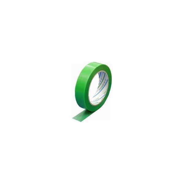 送料無料 (業務用200セット) ダイヤテックス パイオラン養生テープ緑 Y-09-GR-25 25m