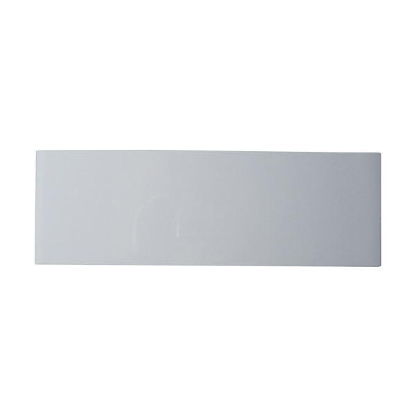 送料無料 (まとめ) カーク カラーマグネットシート 白MCD-W 1枚 〔×5セット〕