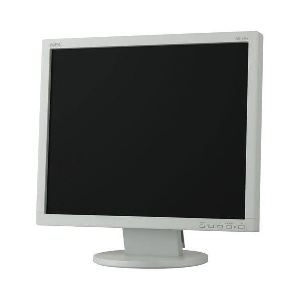 新商品 送料無料 NEC 19型液晶ディスプレイ 爆買い新作 白LCD-AS193Mi-W5 1台