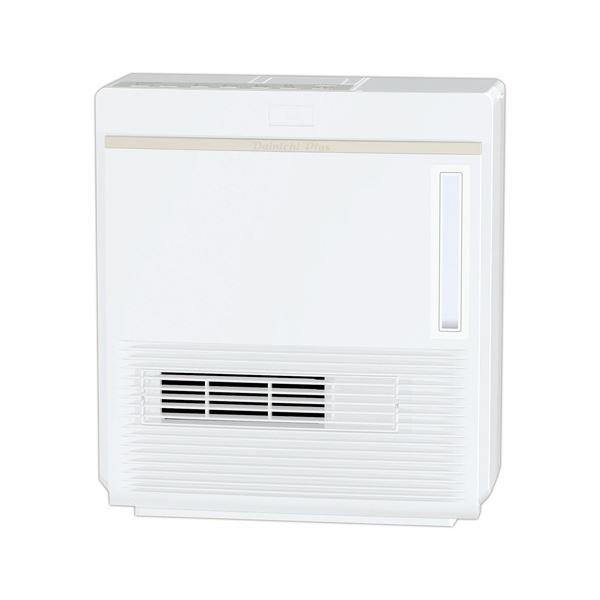 安い 送料無料 ダイニチ工業加湿セラミックファンヒーター ホワイト 1台 EFH-1218D-W 通販 激安◆