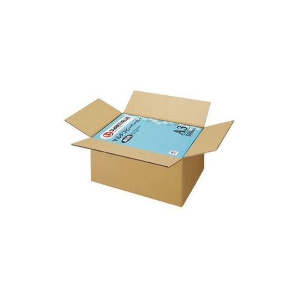 送料無料 (まとめ)スマートバリュー ワンタッチ式ダンボール 100cmサイズ 10枚〔×5セット〕