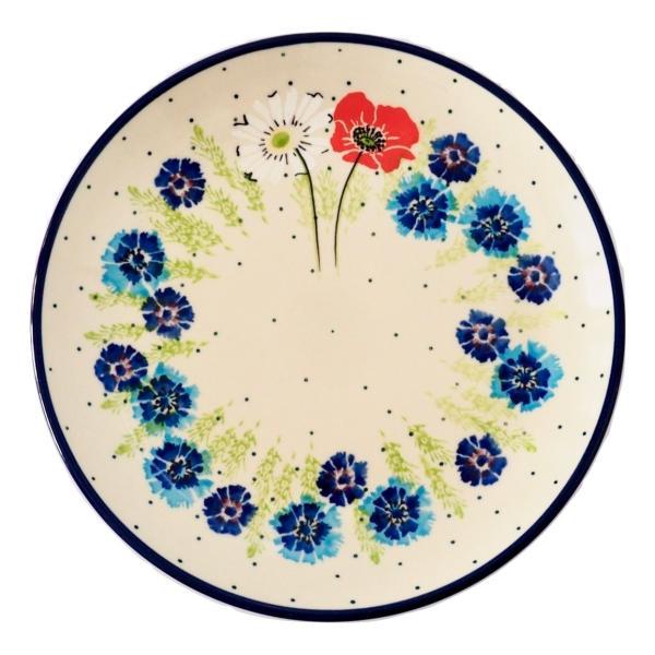 プレート 20cm ポーリッシュポタリー Ceramika Artystyczna ツェラミカ アルティスティチナ セラミカ maison-fleurie