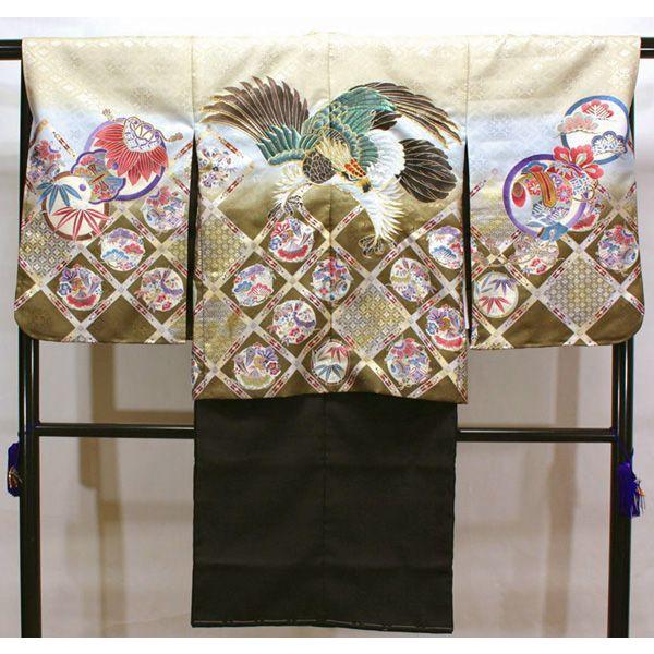 男の子5歳着物袴11点セット 和がままwaf504|maisugata|03