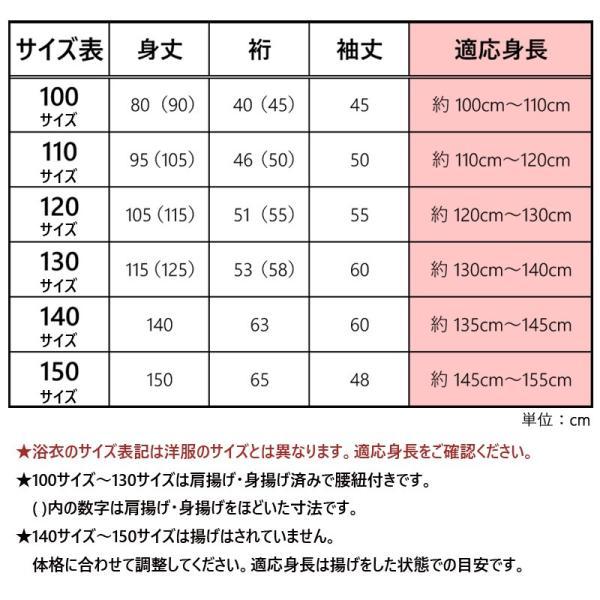 [キッズ]女の子ゆかたセット 菊 wko5 maisugata 03