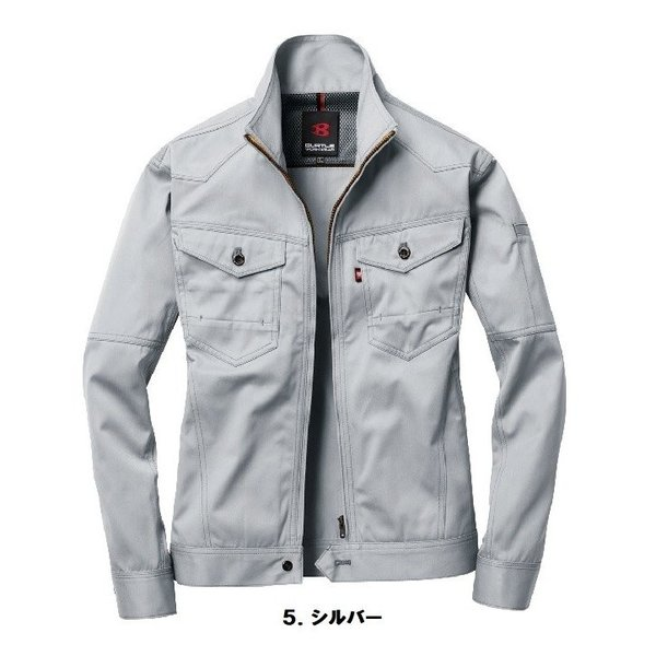 作業着 秋冬 ジャケット ユニセックス BURTLE バートル 1501 ワークジャケット 長袖 作業服 ワークウェア メンズ レディース おしゃれ かっこいい |majestextrade|04