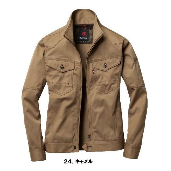 作業着 秋冬 ジャケット ユニセックス BURTLE バートル 1501 ワークジャケット 長袖 作業服 ワークウェア メンズ レディース おしゃれ かっこいい |majestextrade|05