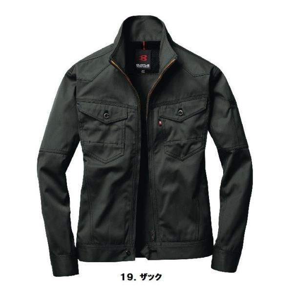 作業着 秋冬 ジャケット ユニセックス BURTLE バートル 1501 ワークジャケット 長袖 作業服 ワークウェア メンズ レディース おしゃれ かっこいい |majestextrade|06