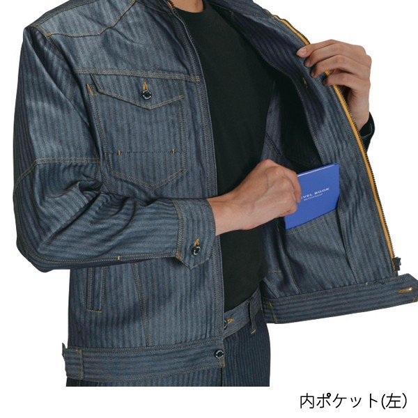 作業着 秋冬 ジャケット ユニセックス BURTLE バートル 1501 ワークジャケット 長袖 作業服 ワークウェア メンズ レディース おしゃれ かっこいい |majestextrade|08