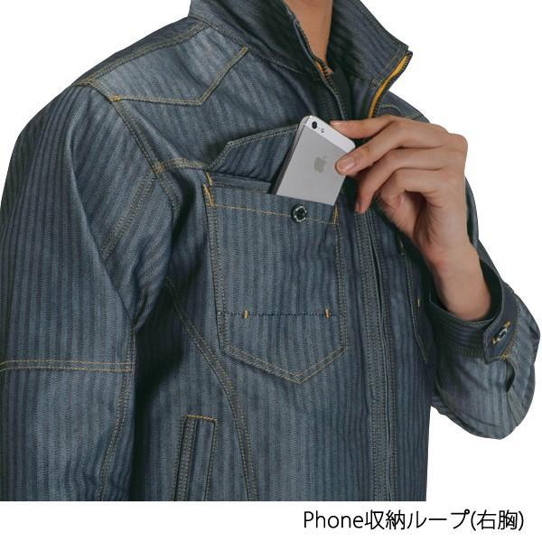 作業着 秋冬 ジャケット ユニセックス BURTLE バートル 1501 ワークジャケット 長袖 作業服 ワークウェア メンズ レディース おしゃれ かっこいい |majestextrade|09