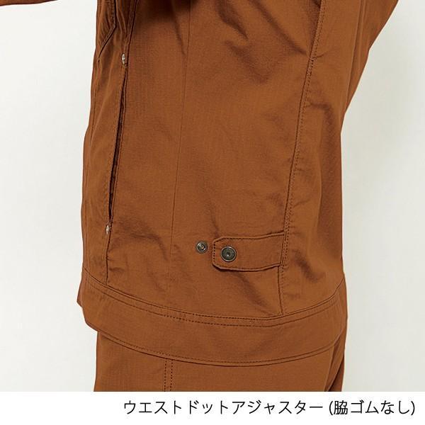 作業着 春夏 ワークウェア 男女兼用 ジャケット BURTLE バートル 5511 ユニセックス 長袖 作業服 かっこいい ブルゾン ワークジャケット|majestextrade|10
