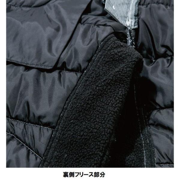 TSデザイン ストレッチ中綿キルティングカーゴパンツ 秋冬対応  846244 作業着 防寒 防風 アウトドア  かっこいい おしゃれ 防寒パンツ 作業服 ワークパンツ |majestextrade|10