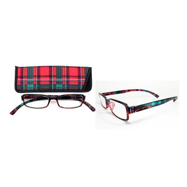 老眼鏡 ネックリーダー G082-81 チェック