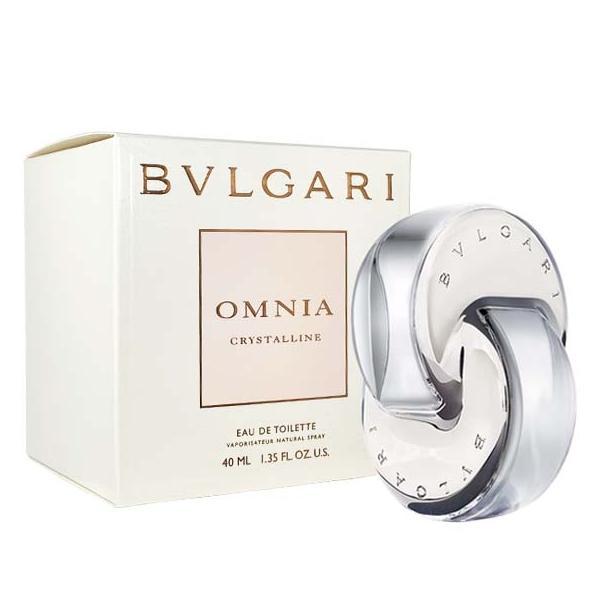 (アウトレット) ブルガリ BVLGARI オムニア クリスタリン オードトワレ EDT SP 40ml (あすつく 香水) makelucky