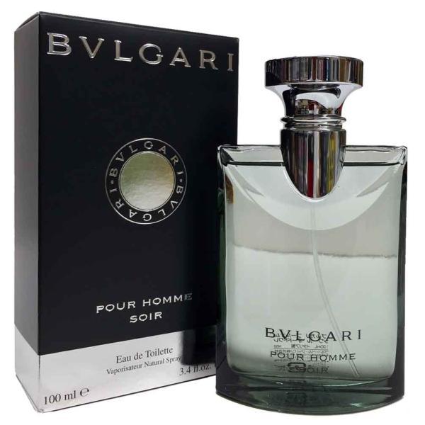 ブルガリ BVLGARI ブルガリ プールオム ソワール オードトワレ EDT SP 100ml (あすつく 香水)|makelucky