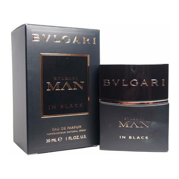 ブルガリ BVLGARI ブルガリ マン イン ブラック オードパルファム EDP SP 30ml (あすつく 香水) makelucky