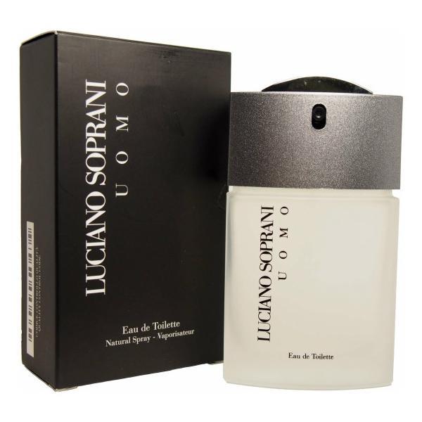 ルチアーノ ソプラーニ LUCIANO SOPRANI ルチアーノ ソプラーニ ウォモ オードトワレ EDT SP 50ml (あすつく 香水)|makelucky