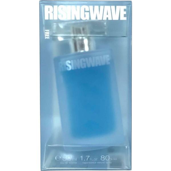 ライジングウェーブ RISINGWAVE ライジングウェーブ フリー (ライトブルー) オードトワレ EDT SP 50ml (あすつく 香水)|makelucky