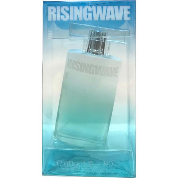 (アウトレット) ライジングウェーブ RISINGWAVE ライジングウェーブ フリー (アイランドグリーン) オードトワレ EDT SP 50ml (あすつく 香水)|makelucky