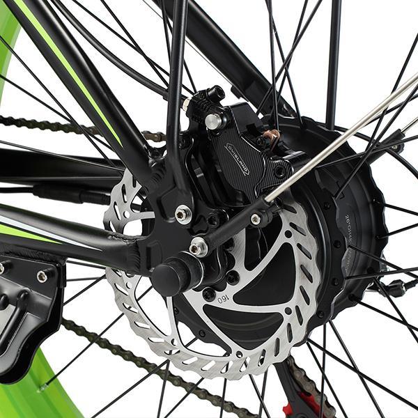 送料無料税込みハチコHACHIKO 27.5インチマウンテンバイクSHIMANO 24級 変速 前後ディスクブレーキ装着 軽量アルミ フレーム 黒 MountainBike-Black|makitaqueenshopp|08