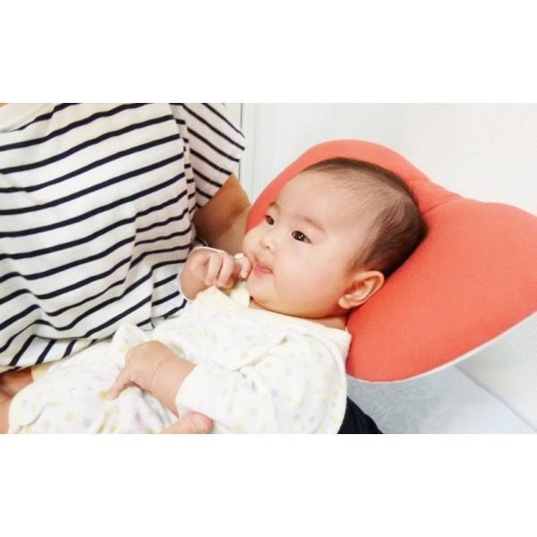 日本製 まくらぼベビー 8色展開 枕 まくら ベビー枕 ベビー 新生児 枕カバー ロング 低反発 クッション 抱き枕 安眠枕 赤ちゃん 出産祝い ギフト まくらぼ|makulab|04