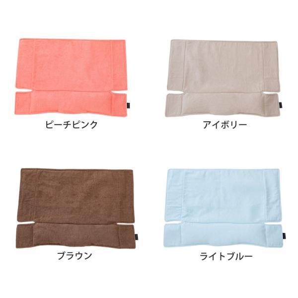 枕を使わない人の枕 パイル&ガーゼ タイプ70 頸椎支持型 約 70×47センチ|makura|02