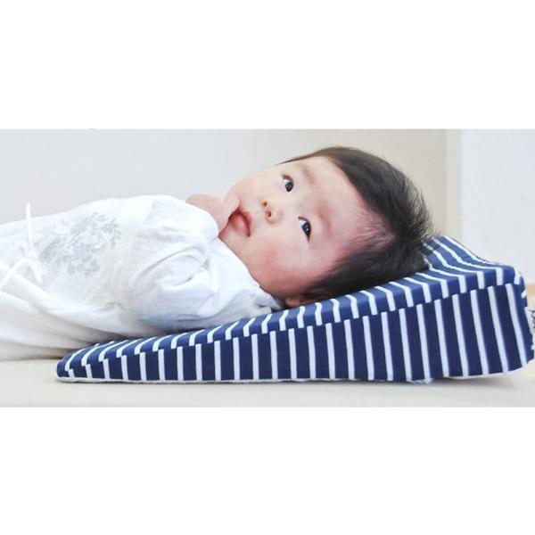 ベビー枕 サンデシカ 出産祝い 新生児 日本製 赤ちゃん スリーピングピロー|makura|05