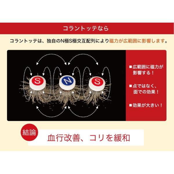 枕 肩こり 洗える まくら MAG-RA(マグーラ) LITE コラントッテ 磁気 makura 05
