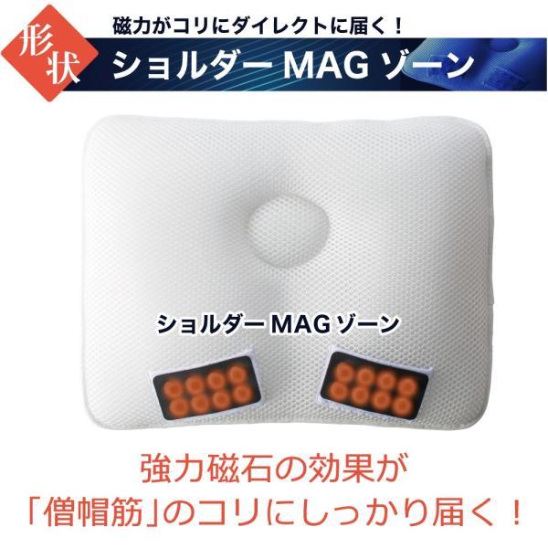 枕 肩こり 洗える まくら MAG-RA(マグーラ) LITE コラントッテ 磁気 makura 06