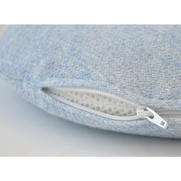 ドーナツ枕 ベビー枕 ザ・ピロー ベビー   向き癖 絶壁 寝ハゲ対策 洗える オーガニック 出産祝い5色から選べるかわいいベビー枕|makura|14