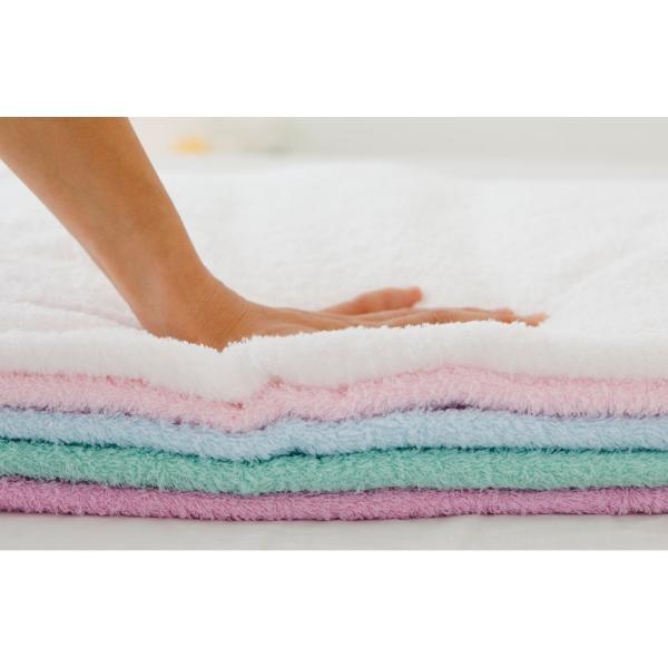 今治バスタオルピロー バスタオル5枚+専用ピローベース 今治産のバスタオルを使用したタオル好きのための枕 makura 13