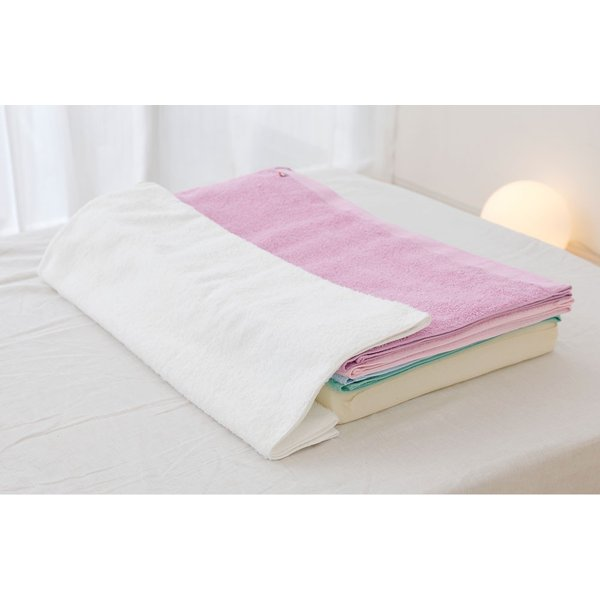 今治バスタオルピロー バスタオル5枚+専用ピローベース 今治産のバスタオルを使用したタオル好きのための枕 makura 10