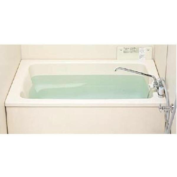 INAX ホールインワン(ガスふろ給湯器 壁貫通タイプ)専用浴槽 1100サイズ 和洋折衷タイプ 1方全エプロン PB-1112VWAR