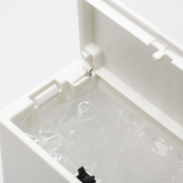 ゴミ箱 おしゃれ キッチン用 スリム リビング用 蓋付き フタ付き ダストボックス ごみ箱 トイレ用 生ゴミ ( ideaco TUBELOR mini flap チューブラー )|mamachi|10