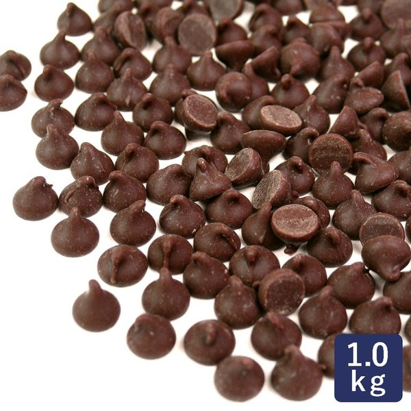 チョコレート高級チョコレートチップ(スイート)カカオ分36.1%1kg