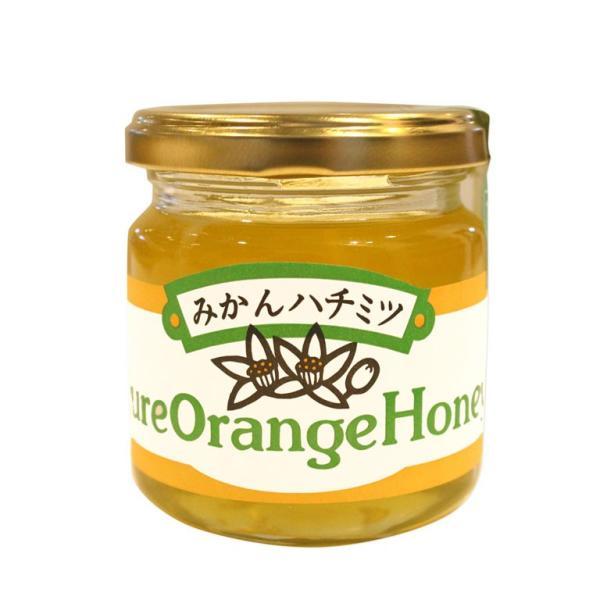 はちみつ 大崎上島産 純粋みかん蜂蜜 中原観光農園 200g 国産みかん ハチミツ ミカンの花