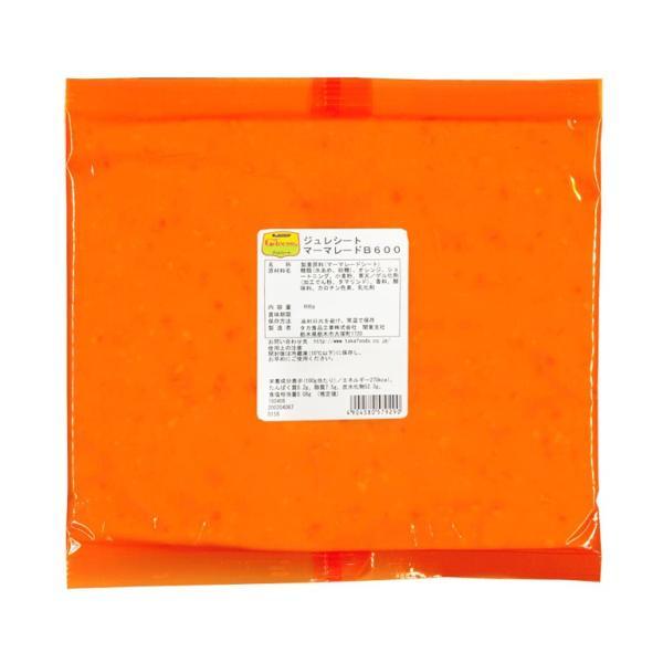 折込シート ジュレシートマーマレードB600 タカ食品 600g