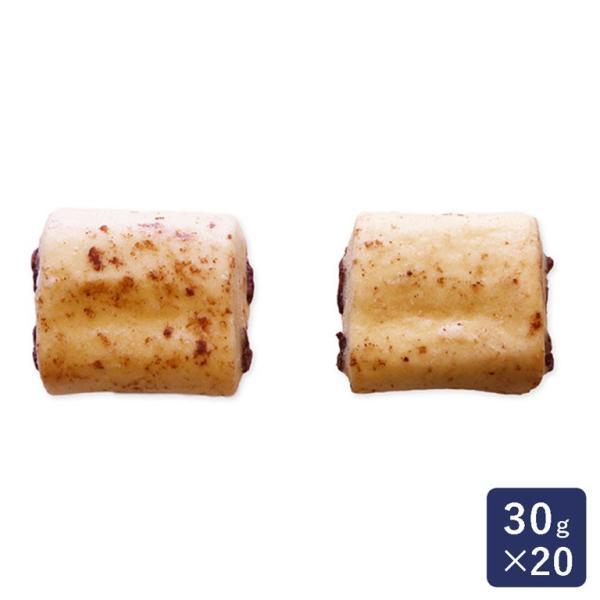 冷凍パン生地 ヘリテージ ミニパンオショコラ フランス産 解凍・発酵不要 30g×20