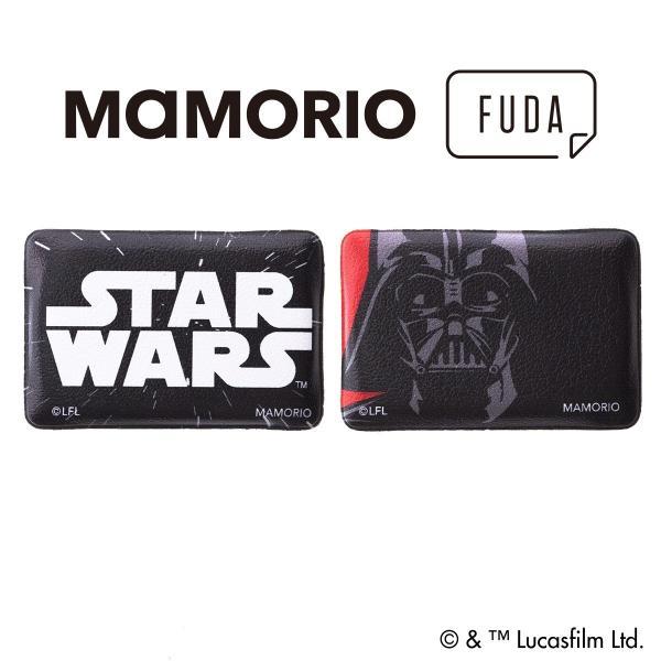 STAR WARS / MAMORIO FUDA ダース・ベイダー & スター・ウォーズロゴ 送料無料|mamorio