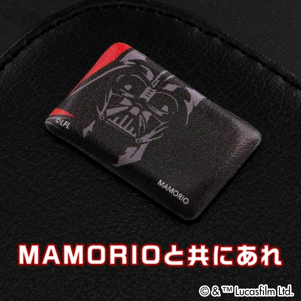 STAR WARS / MAMORIO FUDA ダース・ベイダー & スター・ウォーズロゴ 送料無料|mamorio|05