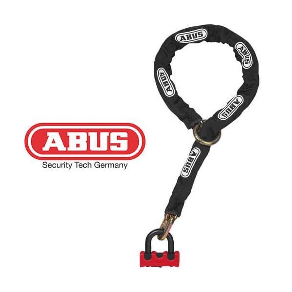 ABUS Granit Power XS67 Lock Red