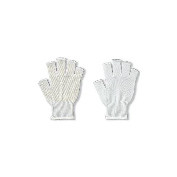 指切り手袋 ロングフィンガーサポート [5双入り] 品番:1814 アトム ATOM 作業手袋 指なし 指だし 滑り止め 10ゲージ(薄手) 流通作業 検品 事務作業 農作業